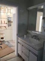 上河郡简欧风格施工图-10万元打造90平奢华欧式欧式卫生间装修图片