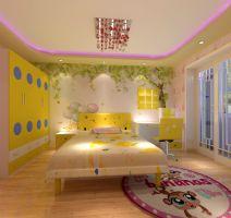 大红门现代卧室装修图片
