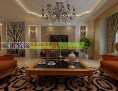 阿斯兰小镇130m 15645604040欧式客厅装修图片