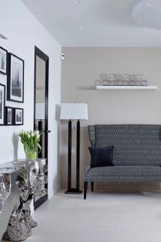 136平现代简约装修案例现代简约卧室装修图片