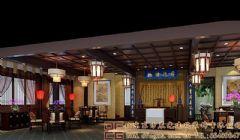 宁静典雅的四合院装修设计案例酒店装修图片