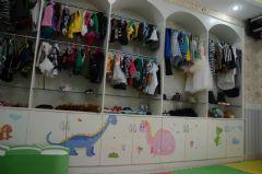 皇家宝贝儿童精致摄影完工图专卖店装修图片