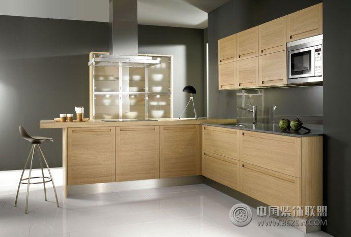 日式厨房温馨设计 阳台装修图片