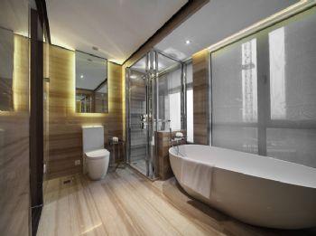 165平新古典精品公寓古典卫生间装修图片