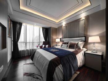165平新古典精品公寓古典卧室装修图片