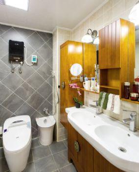 小户型卫生间装修案例现代卫生间装修图片