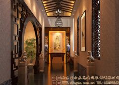 奢华精致的中式会所装修设计案例