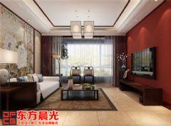 温馨甜美中式别墅装修设计中式风格别墅