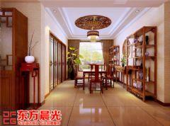 古朴雅洁中式别墅装修设计中式风格别墅
