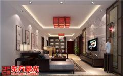 整套别墅简约中式装修设计图中式风格别墅