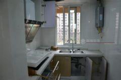 旭辉华庭75平最新完工图片现代厨房装修图片