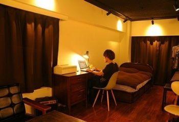 单身公寓设计图简约客厅装修图片
