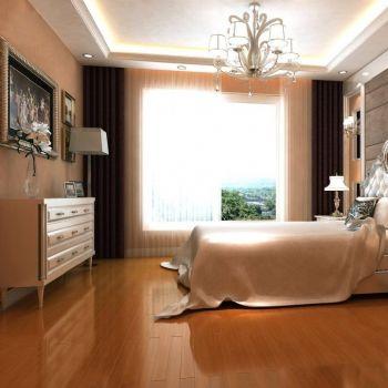 动心的卧室设计装修案例田园卧室装修图片