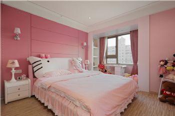 132平现代简约品味居现代卧室装修图片