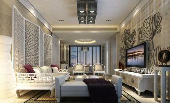 个性客厅装修案例分享现代客厅装修图片