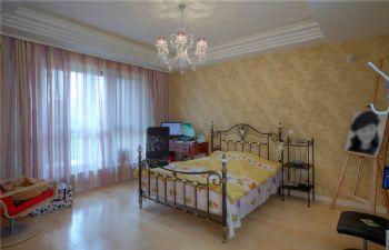243平现代简约清新雅居现代卧室装修图片