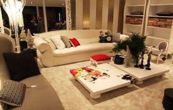 243平现代简约清新雅居现代客厅装修图片