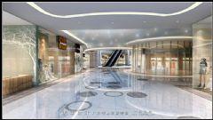 购物中心效果图这里的更精彩商场装修图片