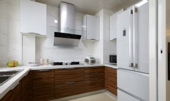 浪漫温馨厨房装修案例