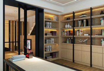 个性化的书房设计现代书房装修图片