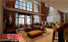 中式风格别墅装修设计别具一格中式风格别墅