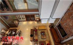 中式风格别墅装修设计别具一格中式客厅装修图片