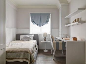 83平简欧复式温馨家欧式儿童房装修图片