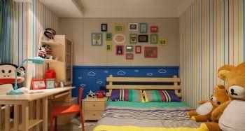 儿童房装修效果图田园儿童房装修图片