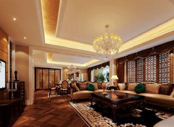 330平欧式奢华豪宅