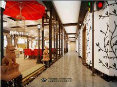 新郑乐谷轩主题酒店酒店装修图片