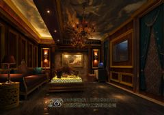 郑州KTV设计酒店装修图片