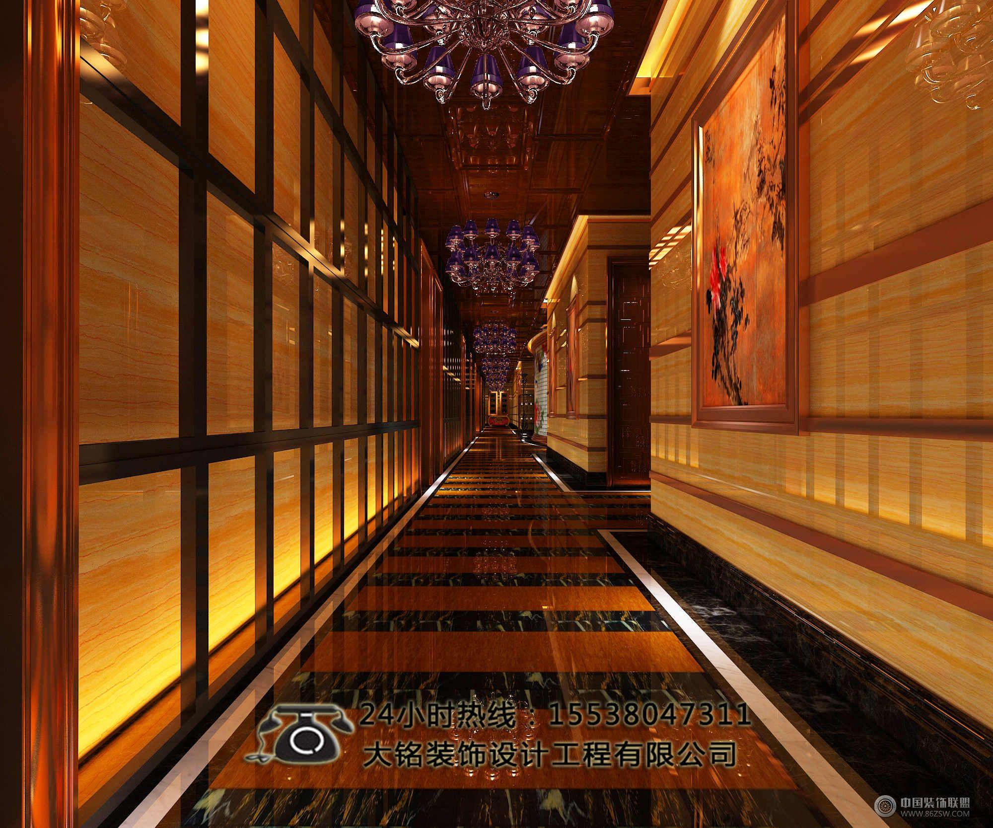 郑州ktv设计-酒店装修图片