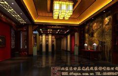古韵诗意的中式会所装修案例会所装修图片