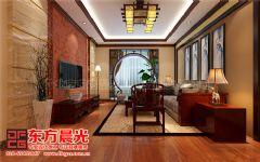 新中式别墅装修设计亦古亦今中式风格别墅