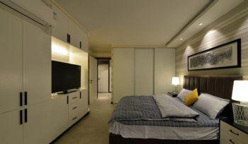 78平现代极品时尚居现代卧室装修图片
