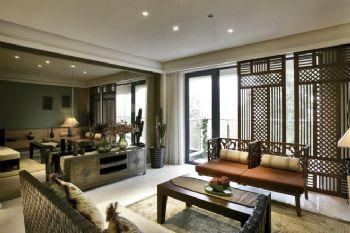 114平东南亚风格装修案例