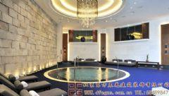 高端休闲的中式酒店装修设计酒店装修图片