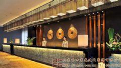 高端休闲的中式酒店装修设计