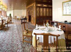 古雅高端的中式会所装修设计酒店装修图片