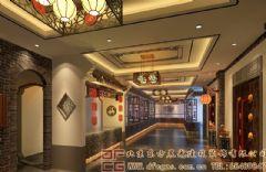 古雅儒韵的中式酒店装修设计案例