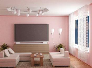 粉色搭配设计让家人温暖整个冬季