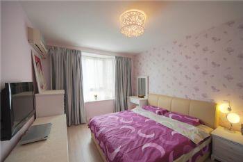 156平现代简约复式宜居现代卧室装修图片