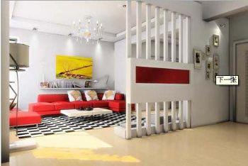 简约风格装修案例简约客厅装修图片