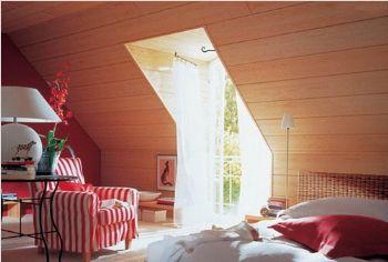 阁楼装修效果图现代阳台装修图片
