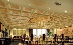 奢华格调的中式酒店装修设计案例