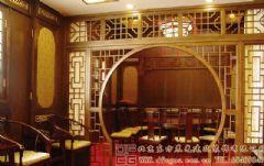 奢华格调的中式酒店装修设计案例酒店装修图片