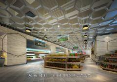 城市综合体效果图|耳目一新城市综合体效果图商场装修图片