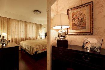 94平简欧美居的温馨欧式卧室装修图片