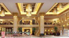 古典风情的中式酒店装修设计案例赏析