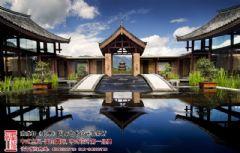 清新雅致的中式酒店装修设计案例赏析